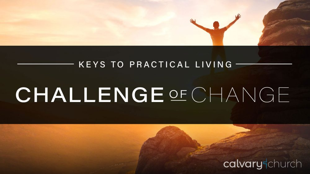 Challenge of Change Image