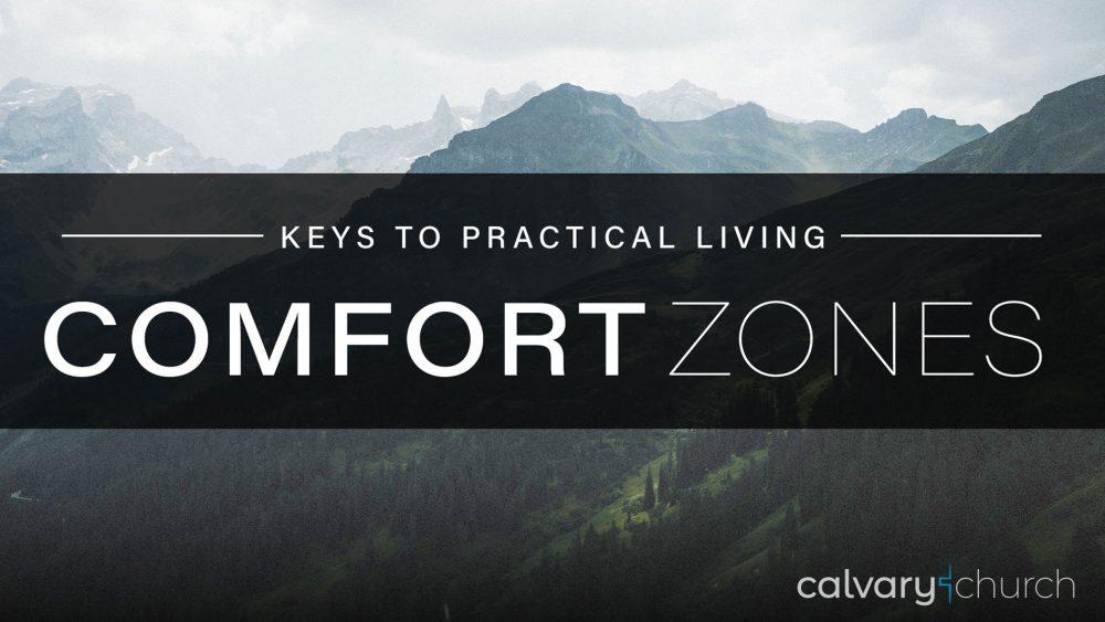 Comfort Zones Image