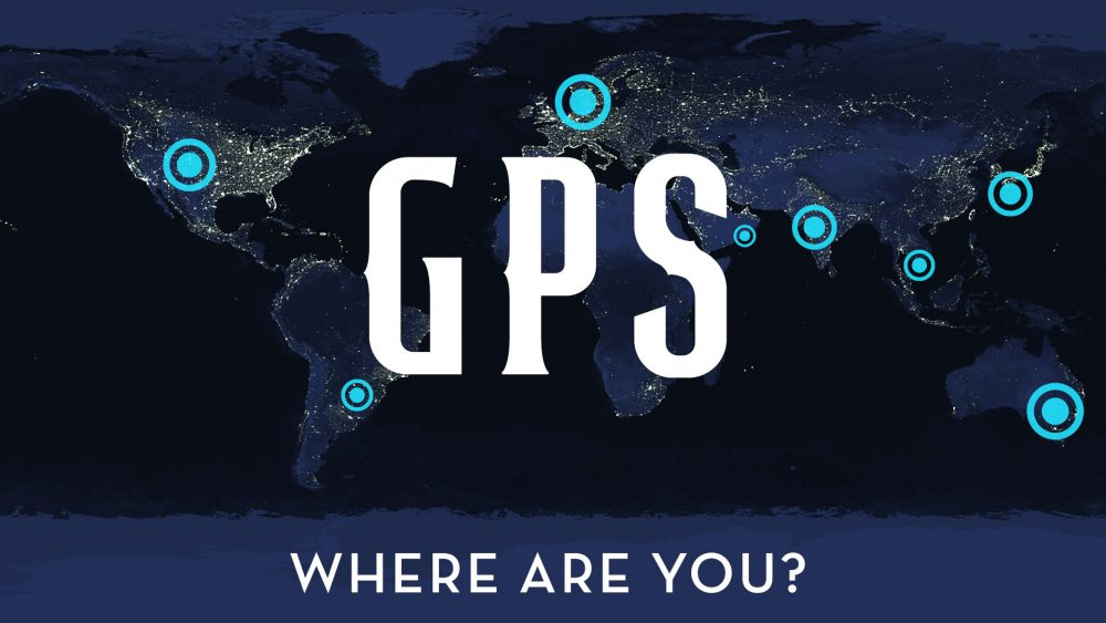 GPS: Where Are You? Image