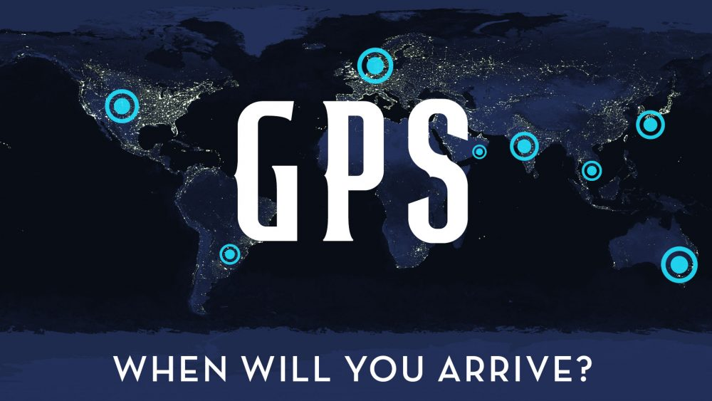 GPS: When Will You Arrive? Image