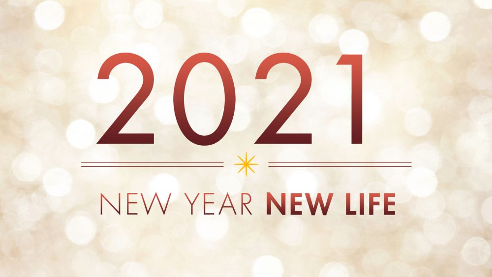 2021: New Year New Life Image