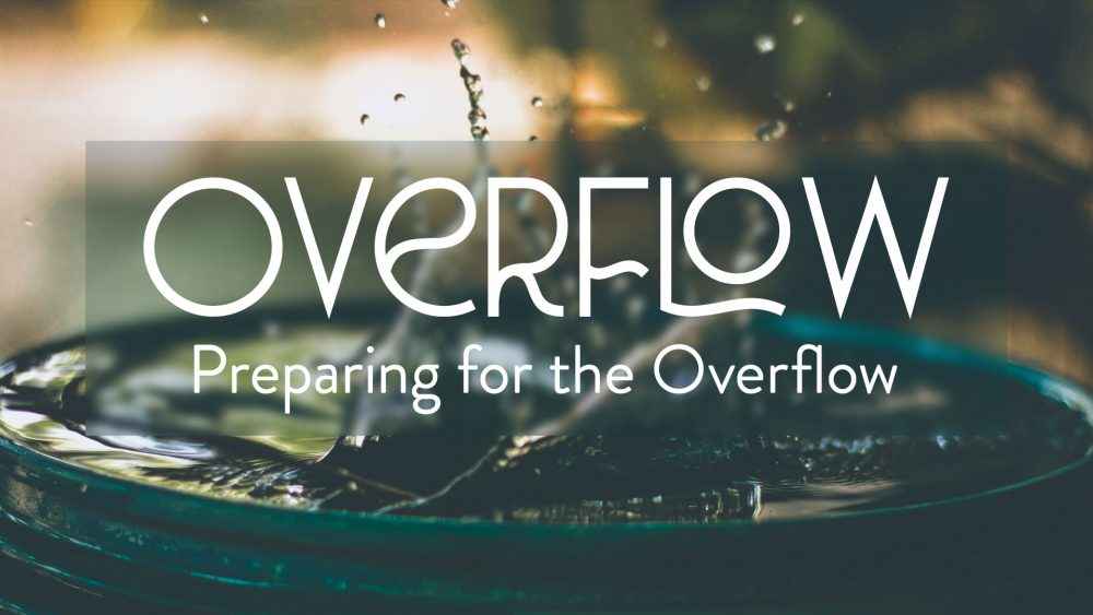 Overflow: Preparing for the Overflow Image