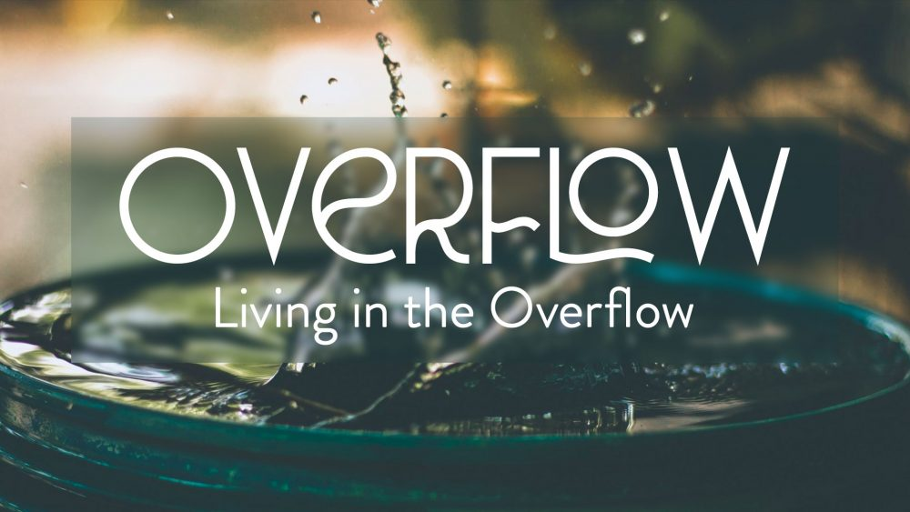 Overflow: Living in the Overflow Image