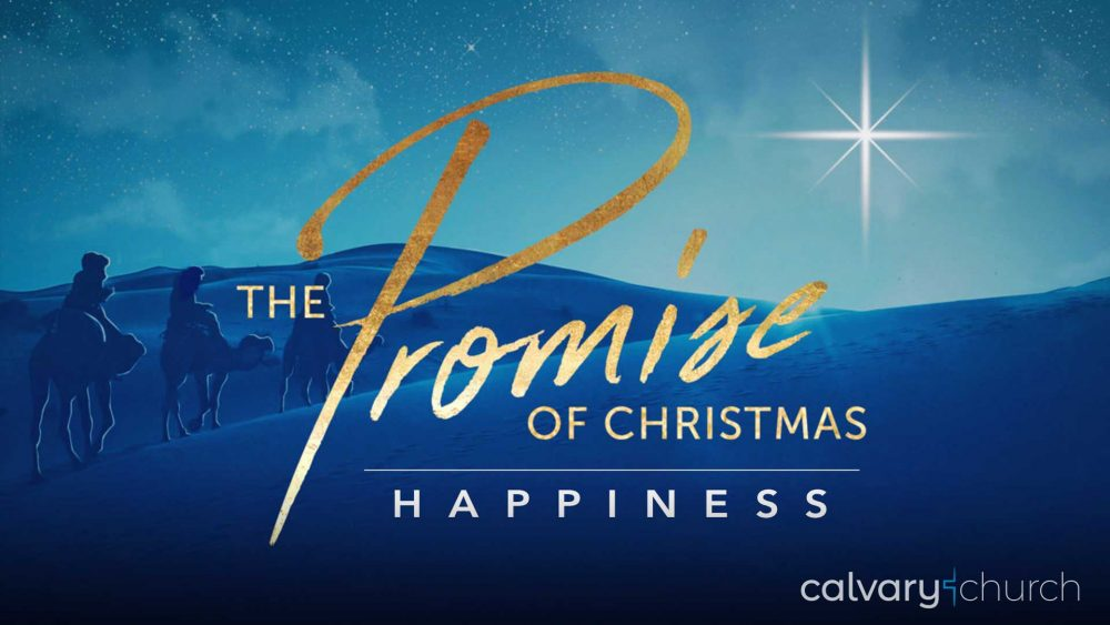 Happiness: The Promise of Christmas Image
