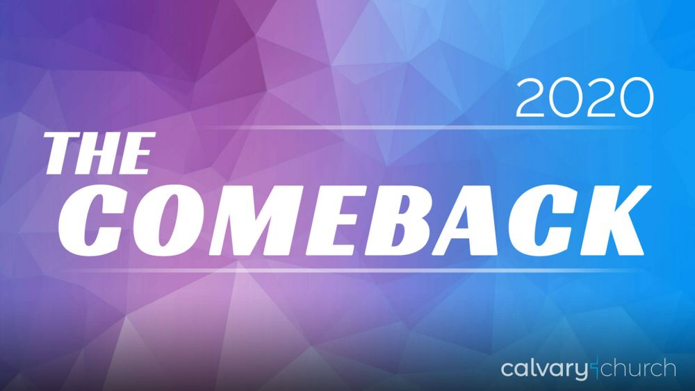 The Comeback Image