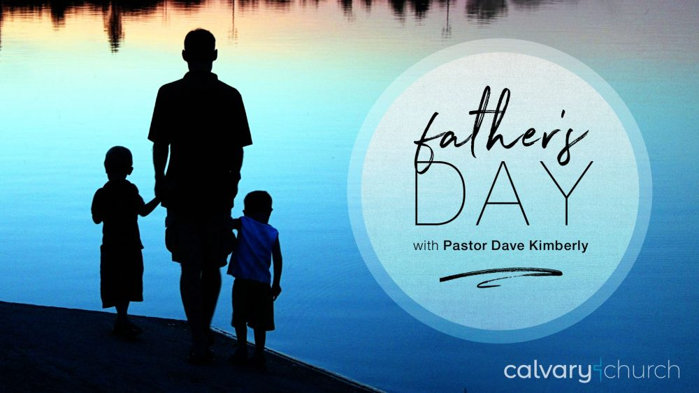 Father's Day at Calvary Image