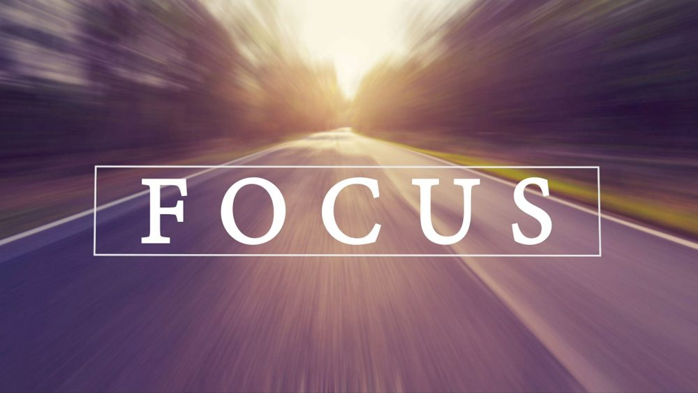 Focus on the Future Image