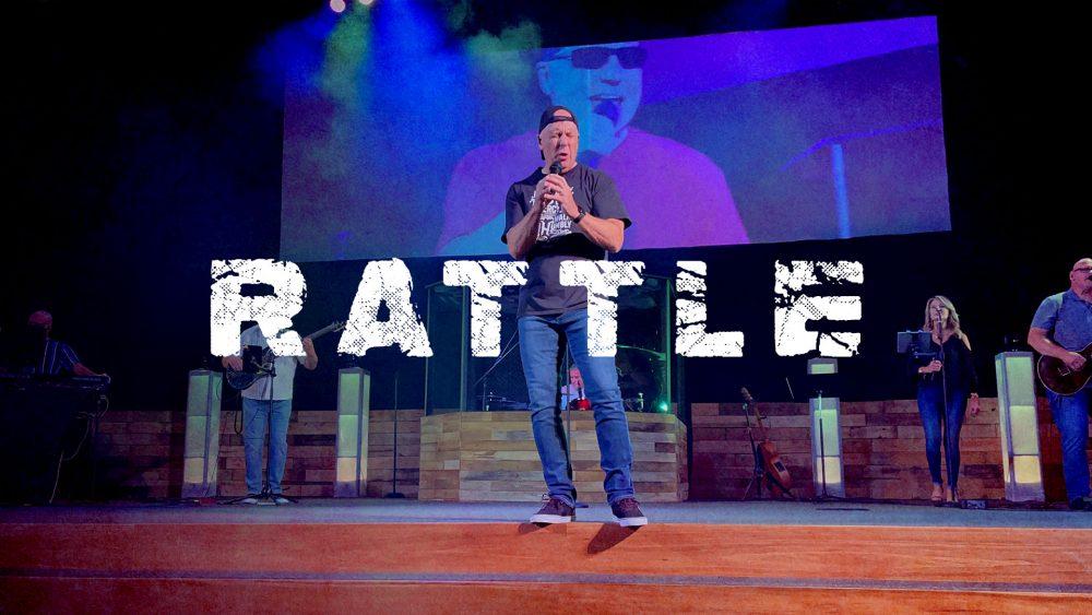 Pastor Brad - RATTLE! (Performance Music Video) Image