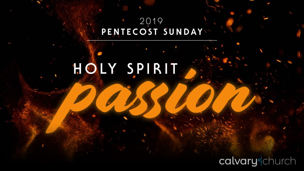 Holy Spirit Passion Image