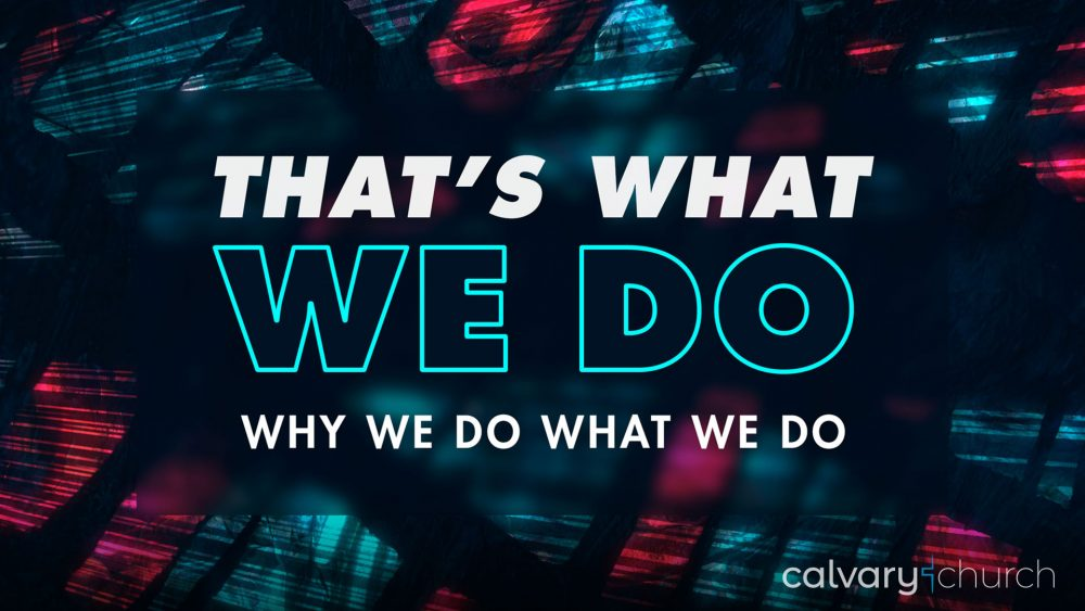 That's What We Do P.1 Image