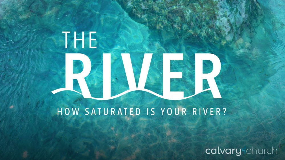 The Saturation of Your River Image
